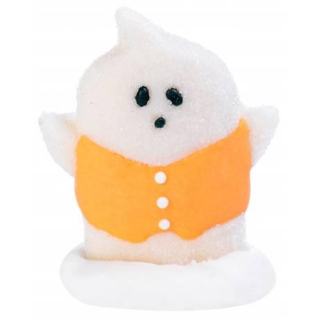 3 Fantômes et oeild'Halloween gélifiées aux fruit pour décorer vos gateaux ou distribuer aux enfants Dimensions :L 5/5,5 cm x H...