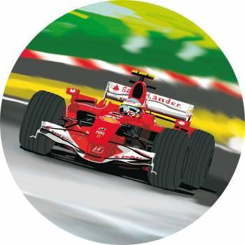 Disque azyme Formule 1