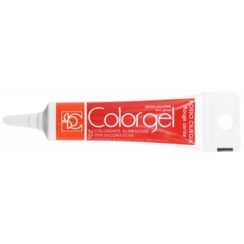 Colorgel alimentaire rouge cerise 20g