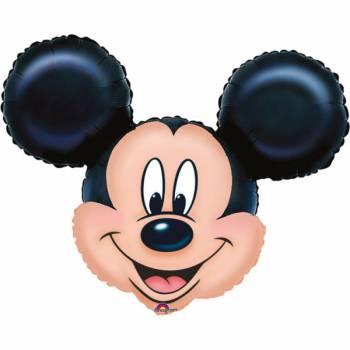 Ballon super Géant Tête de Mickey