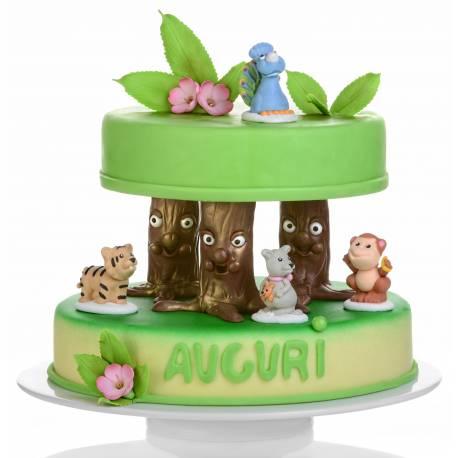 Figurines Et Sujets En Sucre Pour Gâteau Thema Deco