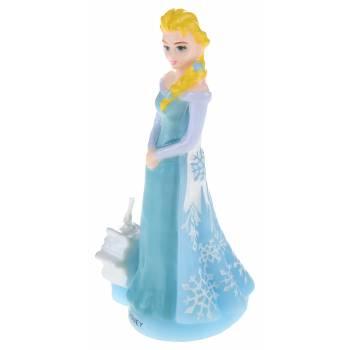 Bougie en cire La Reine des Neiges