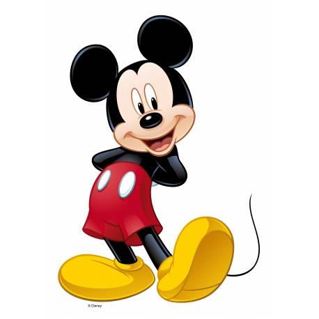 L'azyme est un décor idéal pour donner un thème à vos gâteaux en 1 clin d'oeil. Pour thème Mickey Dimensions : L 18,4 cm x H 25,7 cm