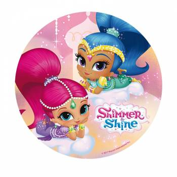 Disque azyme Shimmer and Shine
