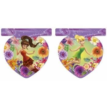 Guirlande 9 fanions Fairies