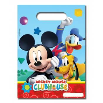 6 Sachets Mickey