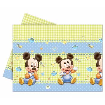 Nappe Mickey bébé - Deco Anniversaire.fr