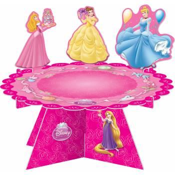Stand à gâteaux Princesses Disney 3D