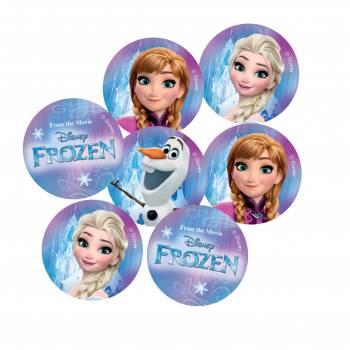 Confettis La Reine des Neiges Boréales