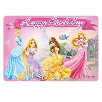 Bougie Disney princesse
