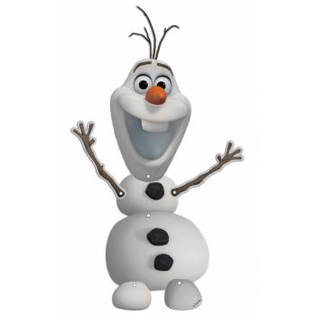 Suspensions Olaf Reine des neiges Disney