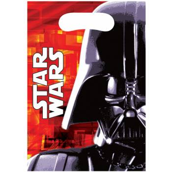 6 Sachets Star Wars final battle