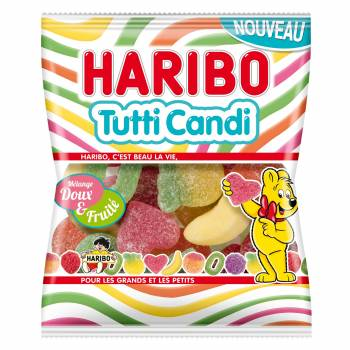 Bonbons Tutti Candi Haribo 100 gr