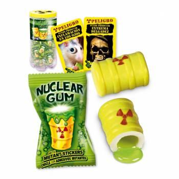Tubo de 50 Nuclear gum fini