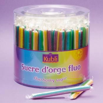 10 Sucre d'orge Fluo