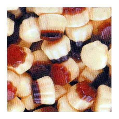 Sachet de 2 Kg de bonbons au goût flan au caramel