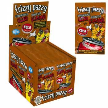 25 Sachets de Frizzy Pazzy Cola