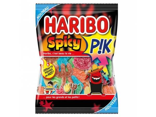 Bonbons Spicy Pik Haribo 100gr