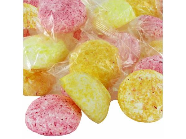 Bonbons Boules Coco meringué
