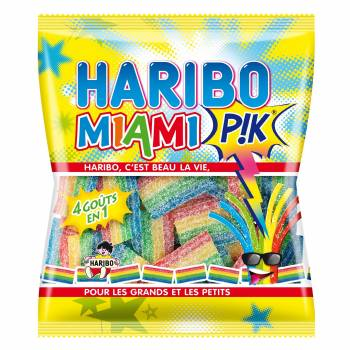 Bonbons Haribo Miami Pik 120 gr
