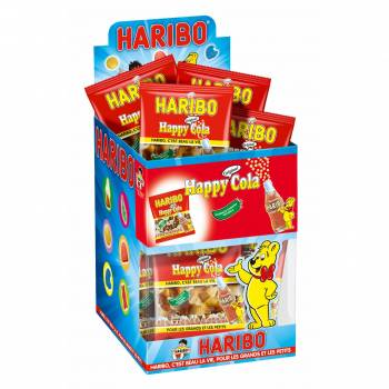 Mini sachet Haribo Happy Cola