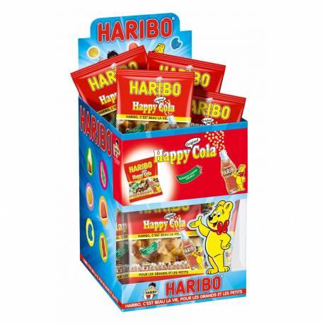 Mini de sachet de bonbons Haribo idéal pour les anniversaires et la garniture de vos pinatas 40 gr