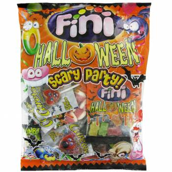 Assortiment bonbons FINI Halloween Scary party 200gr