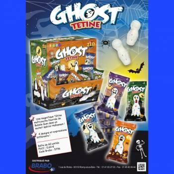 Bonbon Ghost Tétines