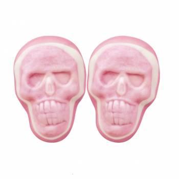 Bonbons tête de mort halloween vidal 1Kg