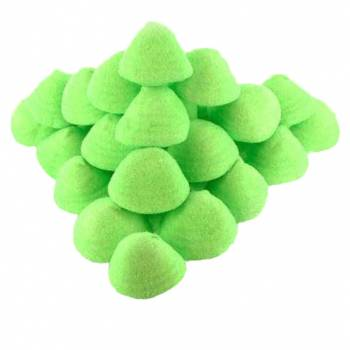 1 KG Bonbons balle de golf Pomme