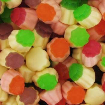 Bonbons Flan aux fruits 2kg