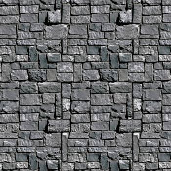 Décor mural mur de pierre