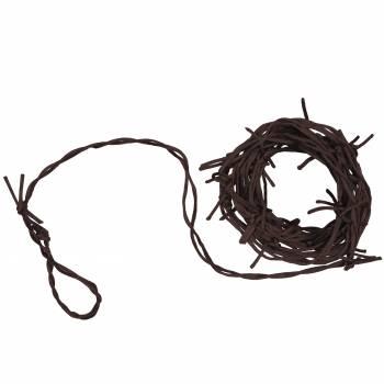 Faux fil barbelé 3.70Mètres