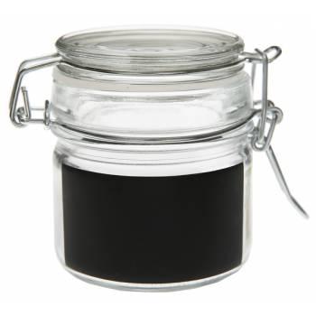 Mini pot hermétique avec ardoise