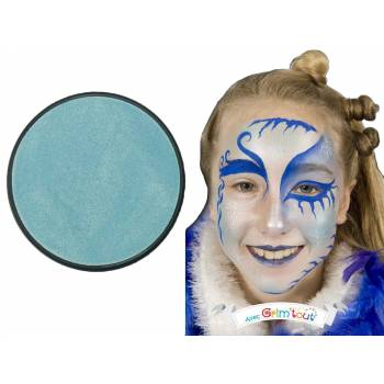 Galet maquillage 20 ml Bleu nacré