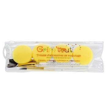 Trousse accessoires maquillage Grimtout