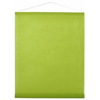 Tenture de salle intissé vert