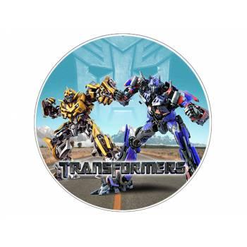 Décor sur sucre Transformers
