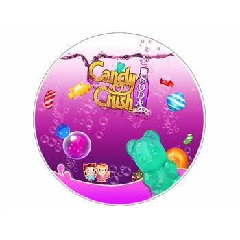 Decor sur sucre Candy Crush
