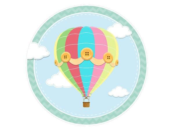 montgolfiere deco