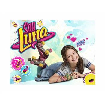 Décor sur sucre Soy Luna A4