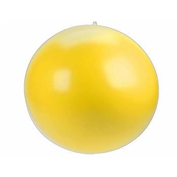 Ballon géant 90 cm jaune
