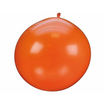 Ballon géant 90 cm orange