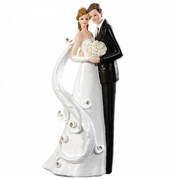 Figurine mariés Eternel