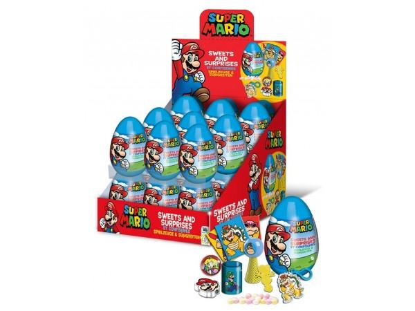 oeuf surprise Super Mario Bros- bonbons anniversaire