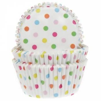 50 Caissettes confettis