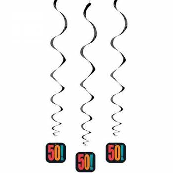 3 suspensions 50 ans