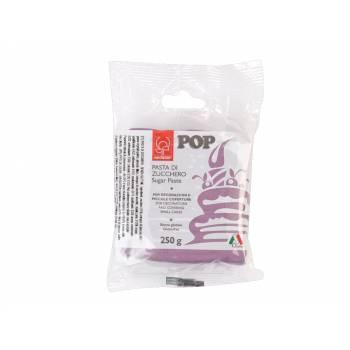 Pâte à sucre lilas POP 250gr