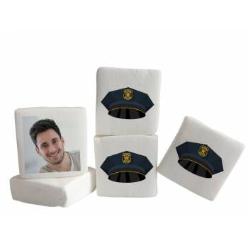 Guimize Giant décor Police photo
