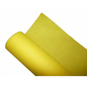 Nappe intissée jaune